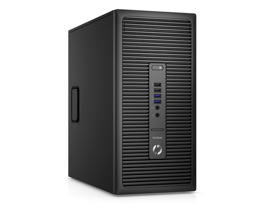 HP ProDesk Ordinateur format microtour 600 G2 (ENERGY STAR)