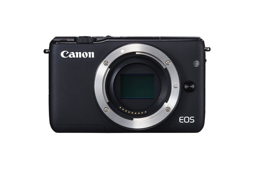 Used Canon EOS M10 Digital Camera Body - Black