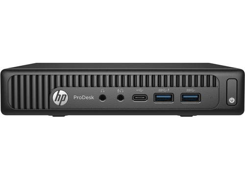 HP ProDesk Mini-ordinateur de bureau 600 G2 (ENERGY STAR)