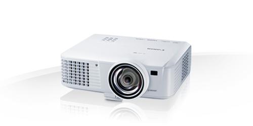 Canon LV WX310ST Projecteur de bureau 3100ANSI lumens DLP WXGA (1280×800) Blanc vidéo-projecteur