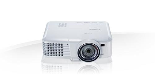 Canon LV X310ST Projecteur de bureau 3100ANSI lumens DLP XGA (1024×768) Blanc vidéo-projecteur