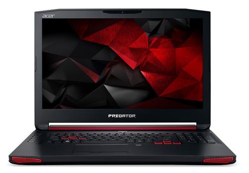"""Acer Predator 17 G9-791-77VY 43.9 cm (17.3"""") LED (ComfyView) Notebook"""