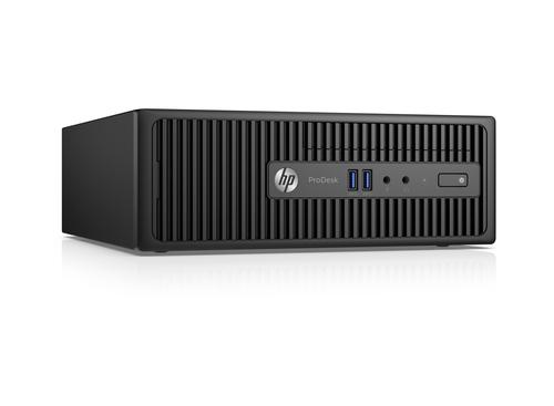 HP ProDesk Ordinateur 400 G3 à petit facteur de forme (ENERGY STAR)