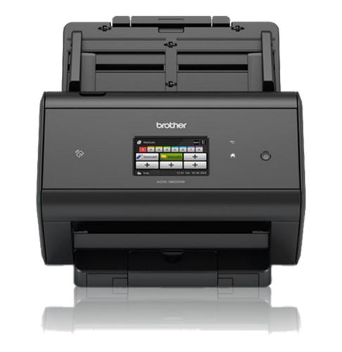 Brother ADS-2800W ADF scanner 600 x 600DPI A4 Noir scanner