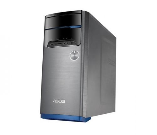 ASUS VivoPC M32CD-BE021T 3.4GHz i7-6700 Toren Zwart, Blauw, Grijs