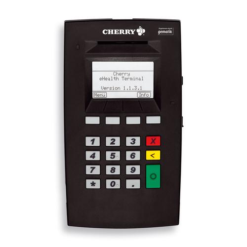 Cherry ST-1503 USB Noir lecteur de carte mémoire