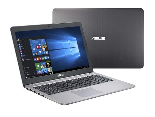 "ASUS  K501UX 15.6"" Laptop - Grey, Grey"