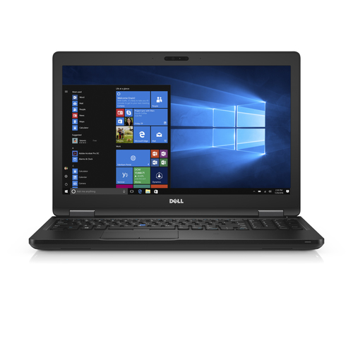 Dell Latitude 5580 - Intel i5 7200U (2.5GHz) - 8GB 2400MHz DDR4 - 256GB SSD - Win10