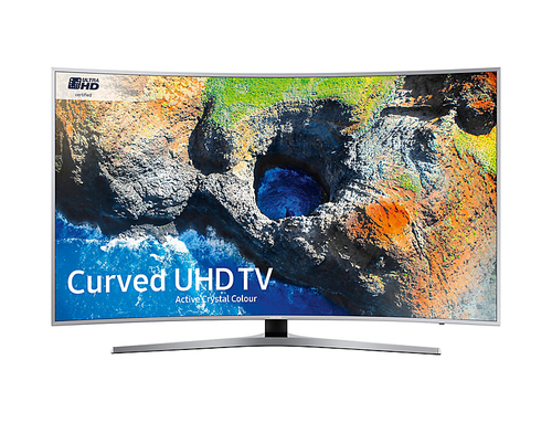 "Samsung UE49MU6500 49"" MU6500 Curved Ultra HD HDR Smart TV"