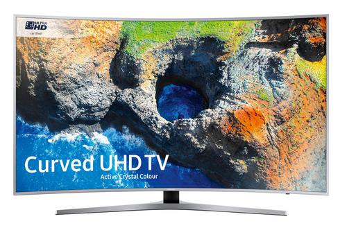 "Samsung UE65MU6500 65"" MU6500 Curved Ultra HD HDR Smart TV"