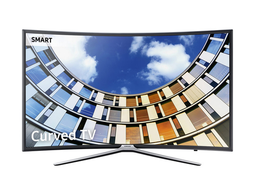 Samsung UE49M6300 49 Curved Full HD 900 PQI Smart LED TV in Dark Silve