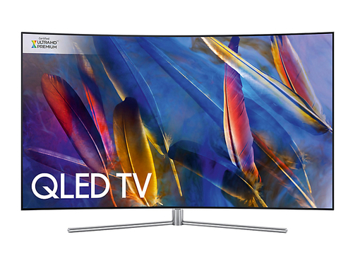 "Samsung QE55Q7CAM 55"" Curved QLED Ultra HD Premium HDR 1500 Smart TV"