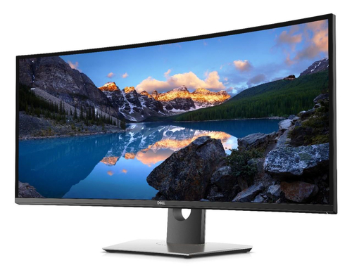 DELL UltraSharp U3818DW 37.5″ Ultra-Wide Quad HD+ IPS Mat Noir écran plat de PC LED display
