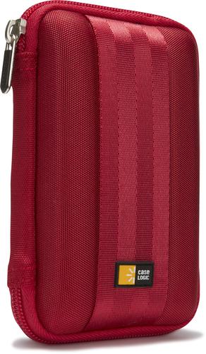 Case Logic QHDC101R Housse EVA (Acétate de vinyle d'éthylène) Rouge étui HDD/SSD