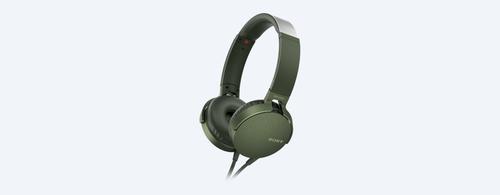 Audífonos tipo diadema