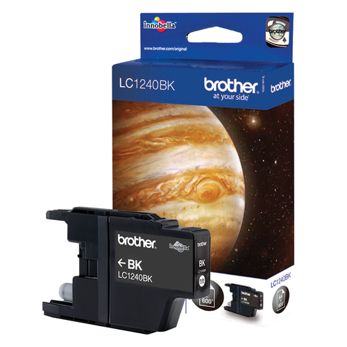 Brother LC1240BK Compatible Black Ink Cartridge