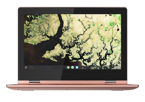Ноутбук Lenovo C340 Серый, Платиновый Хромбук