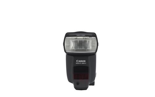 Negro Canon Speedlite 580EX II Flashes con zapata Flash spice ...