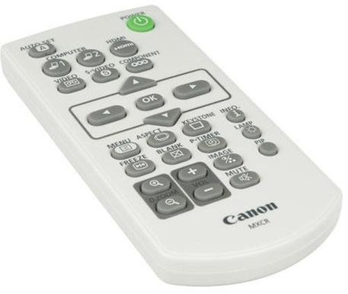Canon 5332B001 Appuyez sur les boutons Gris, Blanc télécommande
