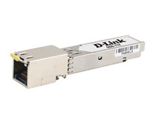 D-Link DGS-712 Transceiver 1000Mbit/s convertisseur de support réseau