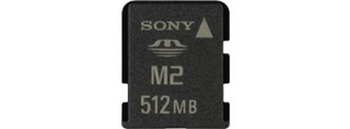 Sony Memory Stick Micro 512MB 0.5Go M2 mémoire flash