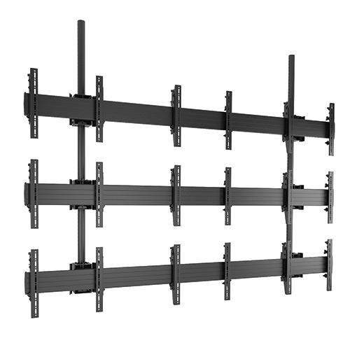 Chief FUSION 55″ Noir support plafond d'écrans plats