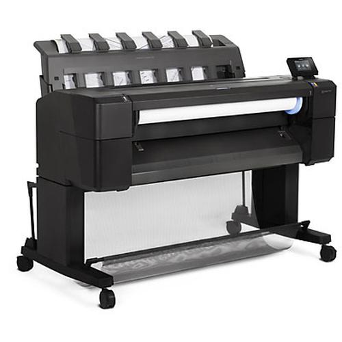 HP Designjet T920 Couleur A jet d'encre thermique 2400 x 1200DPI 914 x 1219 mm Noir imprimante grand format