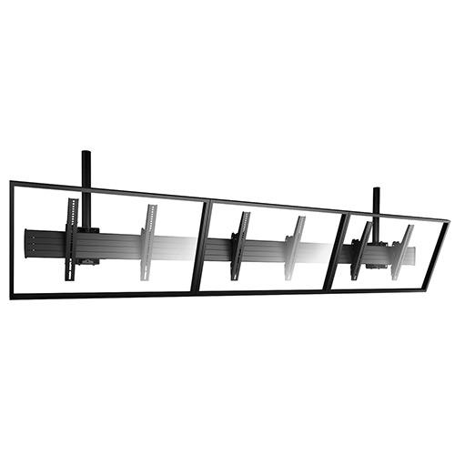 Chief FUSION 65″ Noir support plafond d'écrans plats