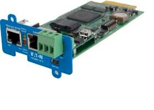 Eaton PXGMSUPS Interne Ethernet 100Mbit/s carte et adaptateur réseau