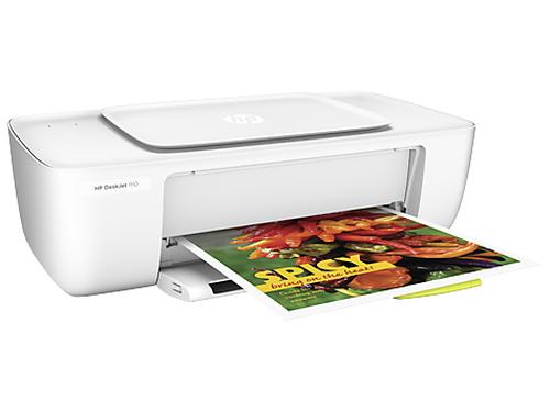 HP Deskjet 1110 Couleur 1200 x 1200DPI A4 Blanc imprimante jets d'encres