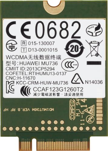 HP Réseau WWAN hs3110 HSPA+ W10