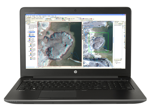 HP ZBook Station de travail mobile 15 G3 (ENERGY STAR)