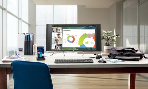 HP Station d'accueil Elite x3 Desk Dock