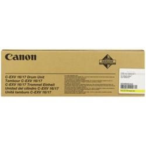 Canon 0255B002 60000pages Jaune tambour d'imprimante