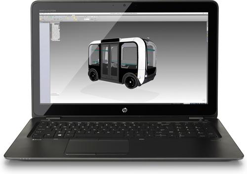 HP ZBook Station de travail mobile 15u G4 (ENERGY STAR)