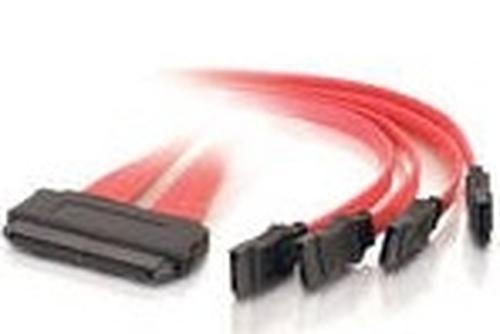 C2G 0.5m SAS/SATA Cable 0.5m