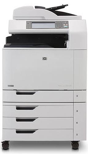 HP LaserJet Color CM6040f