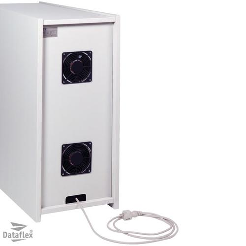 Dataflex Caisson De Protection Pour UC 2 Ventilateurs 230 x 750 x 630