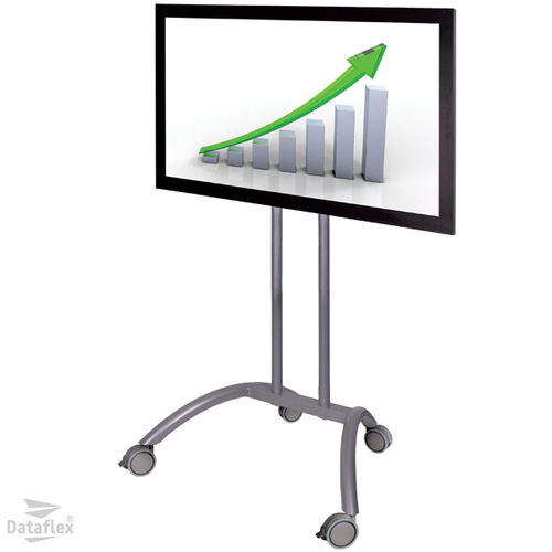 Dataflex Solutions AV Support Sur Roulettes Pour Écran LCD/Plasma