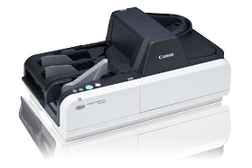 Canon imageFORMULA CR-190i Numérisation à plat 1200 x 1200DPI Noir, Blanc