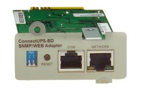 Eaton ConnectUPS BD Interne Ethernet