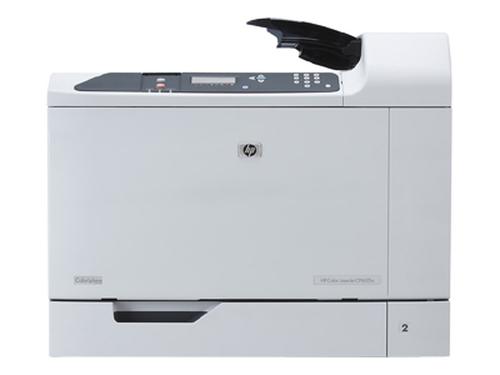 HP LaserJet CP6015n Farbe