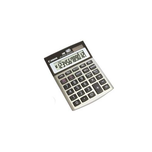 Canon LS-120TSG Bureau Calculatrice financière Or, Gris