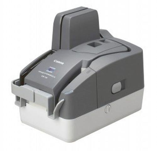 Canon imageFORMULA CR-50 Alimentation papier de scanner 600 x 600DPI Gris, Blanc