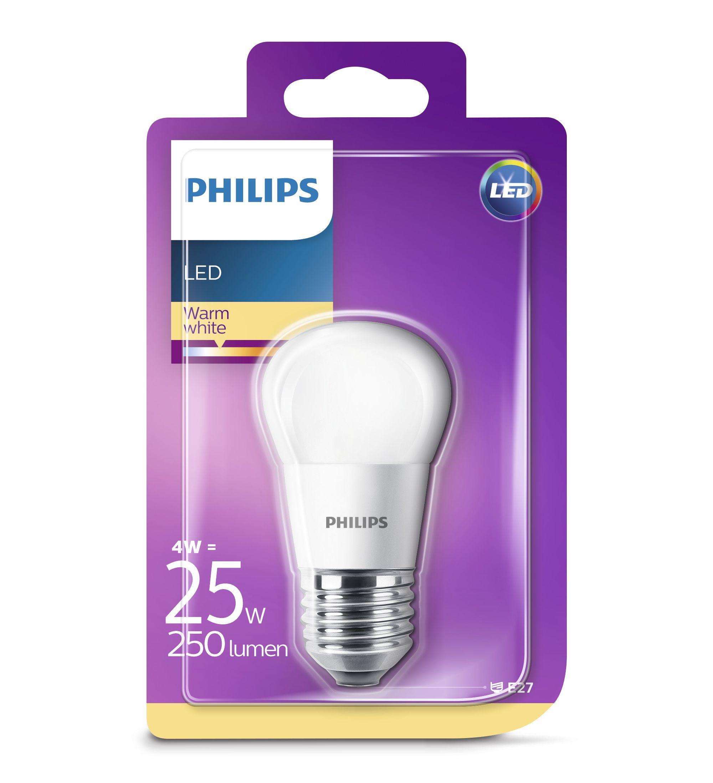 Fiche produit Philips Sphérique Ampoules LED (8718696474969)