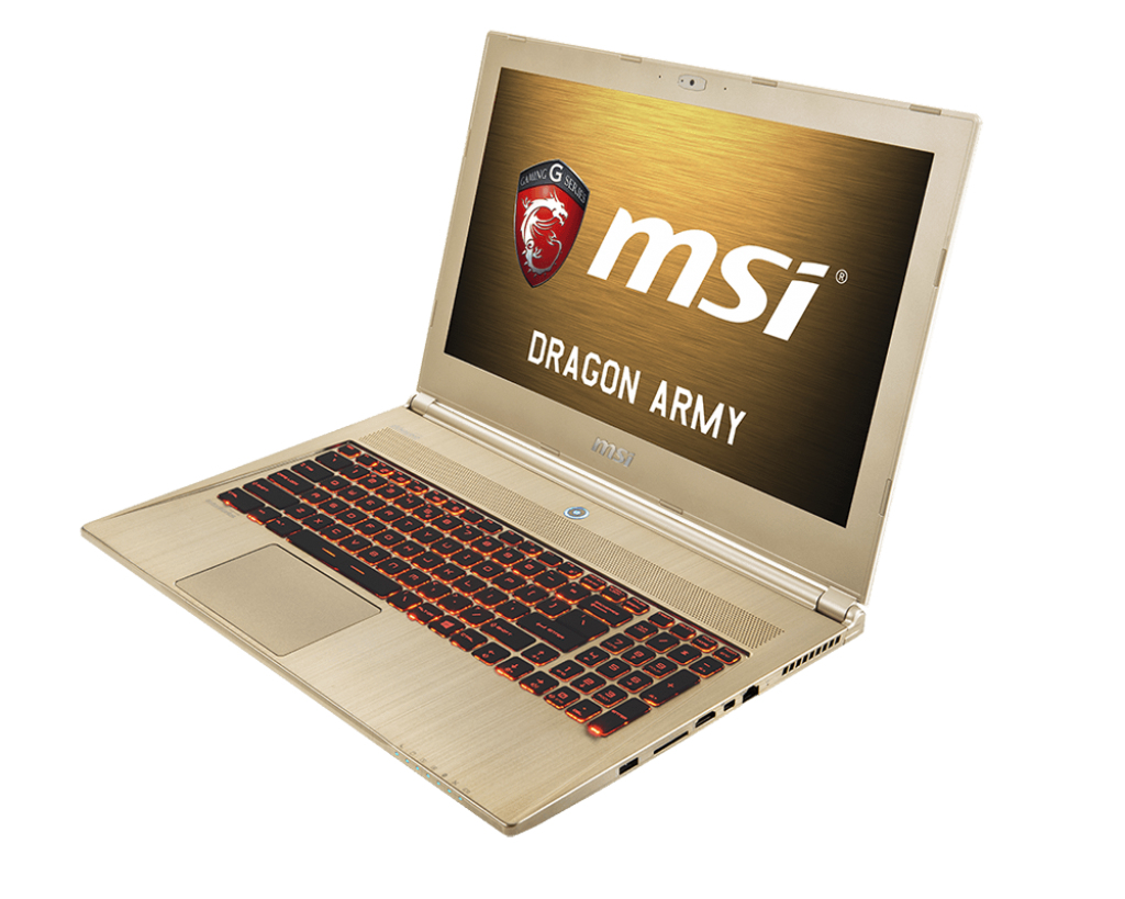 Specs MSI Gaming GS60 2QE(Ghost Pro 4K Gold edition)-262ES