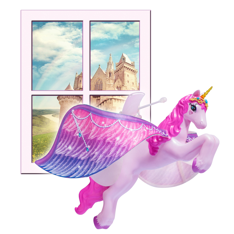 flutterbye flying unicorn instructions