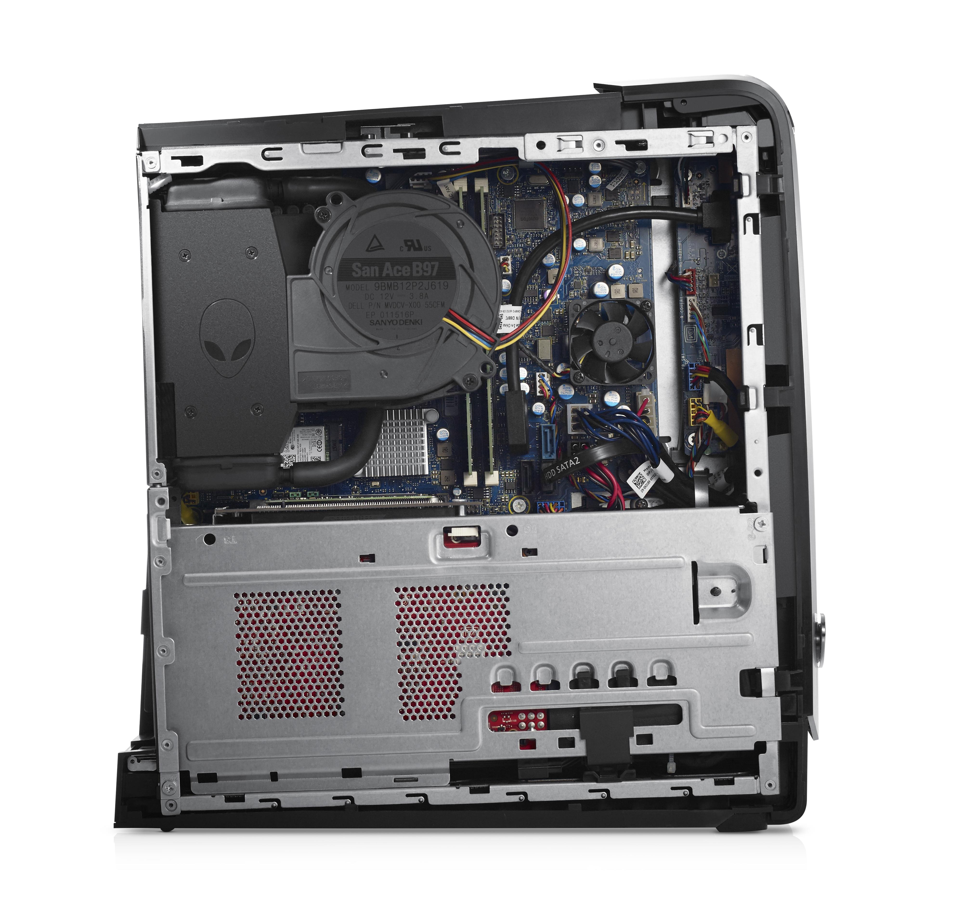 Specs Alienware X51 R3 6th gen Intel® Core™ i3 i3-6100 8 GB DDR4