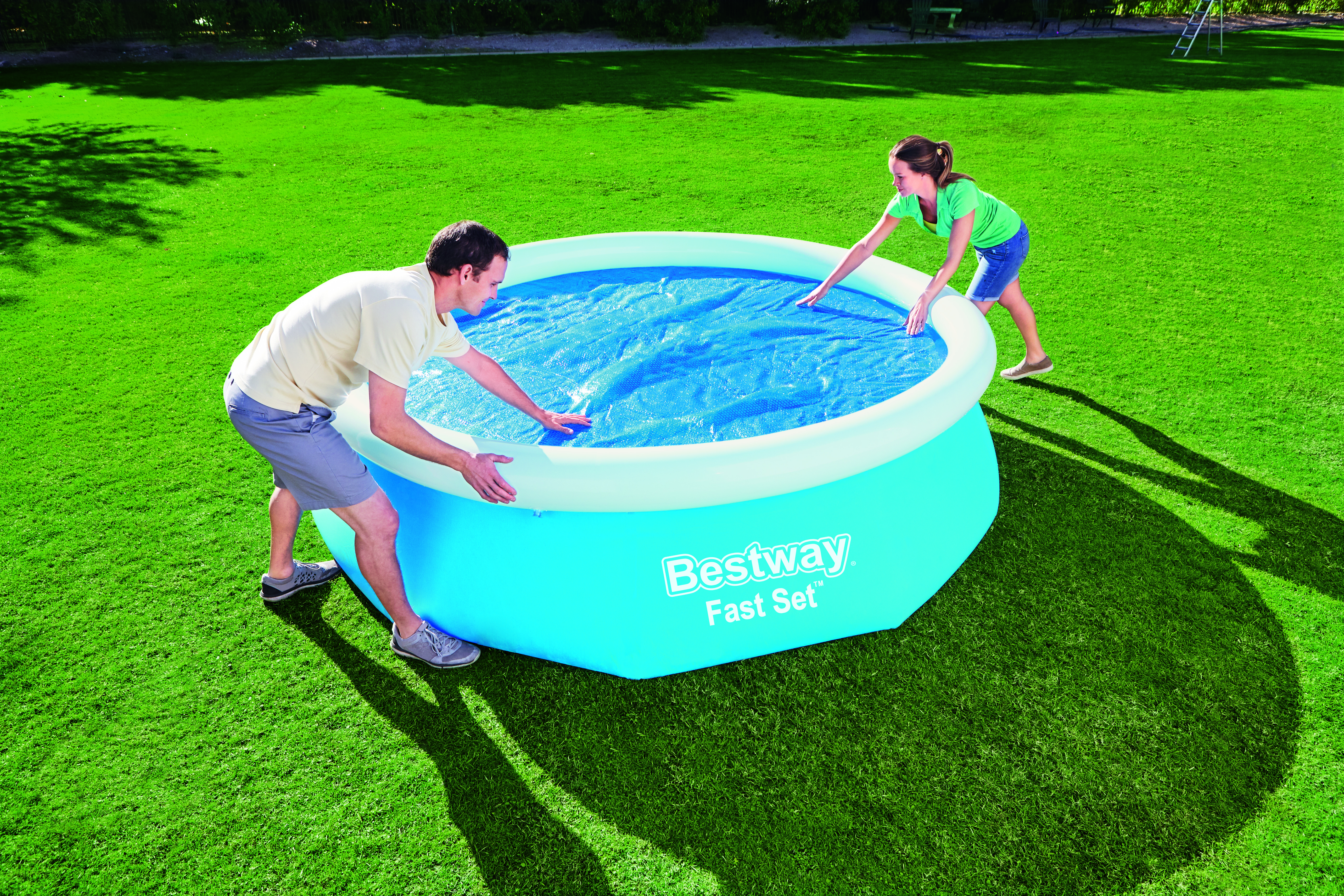 Specs Bestway Solar Pool Cover 3 05m Pool Parts & Accessories (58241)