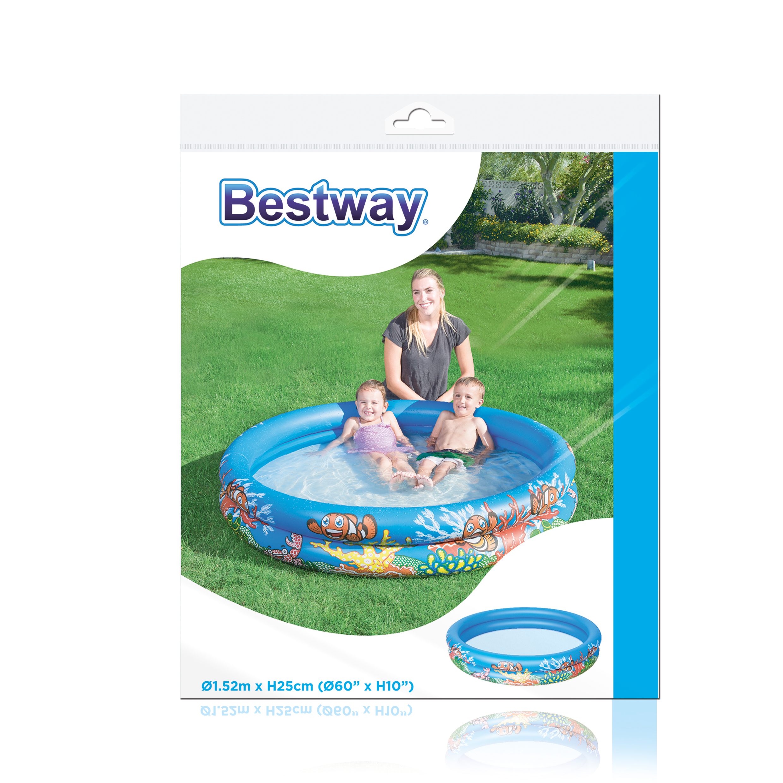 Scheda tecnica del prodotto bestway 51119 282l vinile for Bestway piscine catalogo